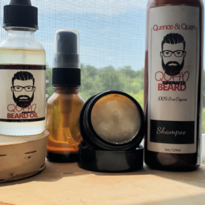 Quan Beard Oil