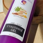 Ginger Rell Flaxseed Gel